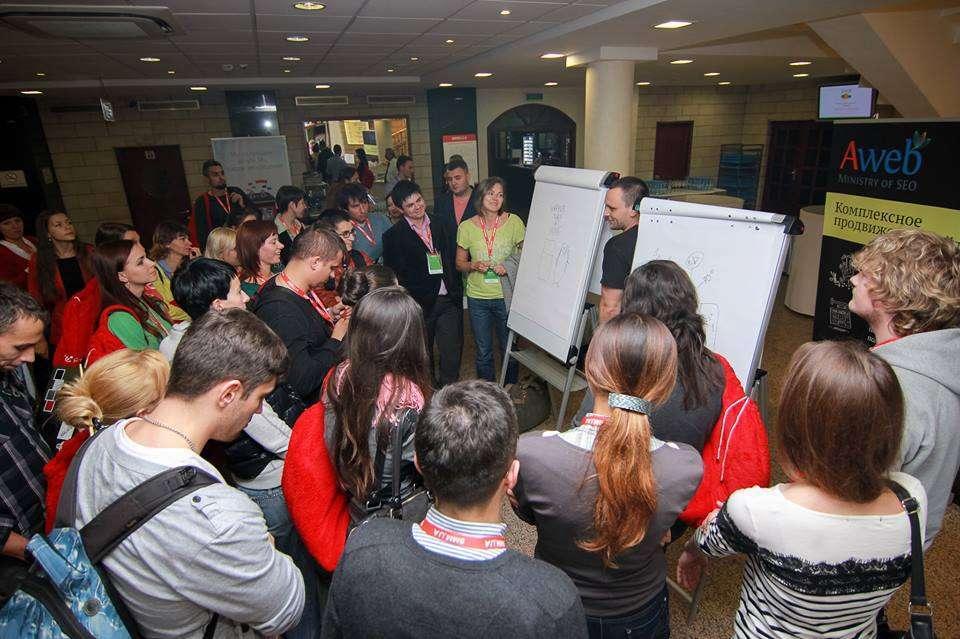 Невиїзної звіт з конференції SMM.ua
