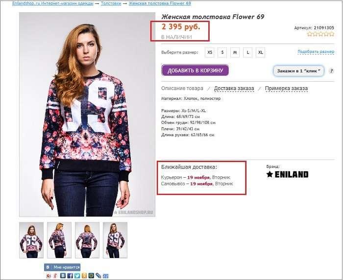 Як ми погано написали про те «як ми просували інтернет-магазин модного одягу»