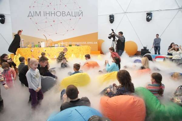 «Будинок Інновацій» об'єднав науковців, ЗМІ та бізнес – Ігор Янковський